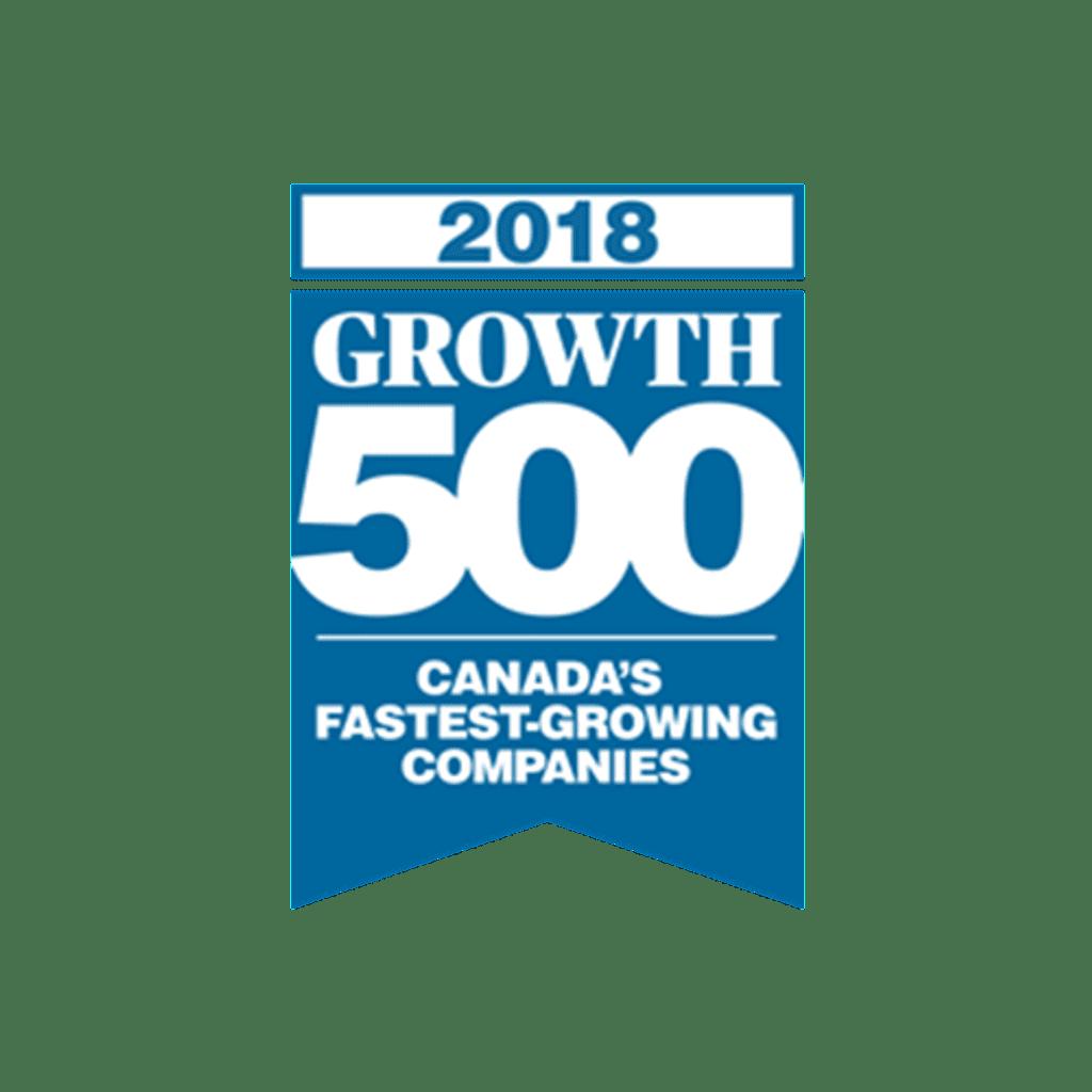 Growth 500 Award